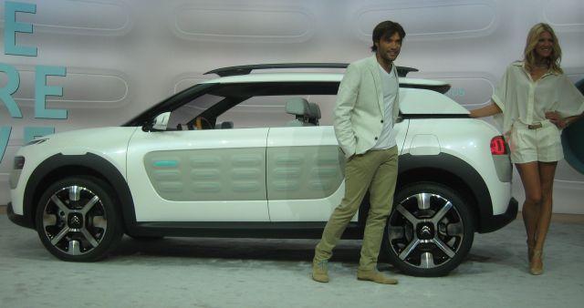 Le concept Cactus devrait donner naissance à un nouveau modèle d'entrée de gamme chez PSA Peugeot-Citroën.