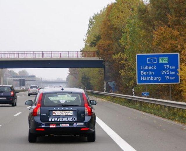 Contestée parfois, la vitesse reste libre sur une partie des autoroutes allemandes.