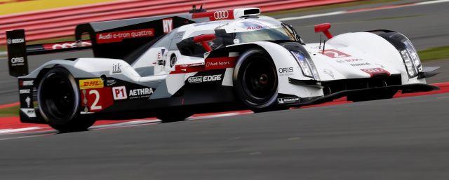"""Deuxième  à Spa derrière Toyota, Audi reste l'équipe à battre aux prochaines """"24 Heures du Mans""""."""